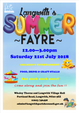 Langwith's Summer Fayre (Langwith Parish Council)