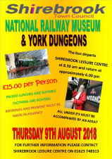 National Railway Museum & York Dungeons