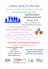 WTfOP - Armed Forces Day at Poolsbrook Country Park