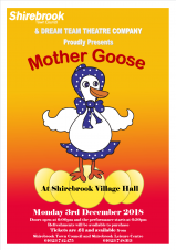Mother Goose - Pantomime