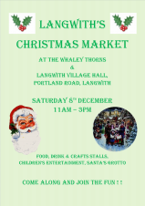 Christmas Market - 2018 (Langwith Parish Council)