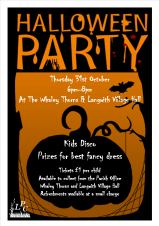 Halloween Party (Langwith Parish Council)
