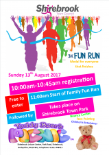 3K Fun Run / Teddy Bears Picnic