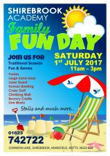 Shirebrook Academy - Family Fun Day