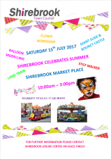 Shirebrook Celebrates Summer